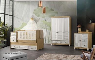 Esla Bebek Odası Takımı