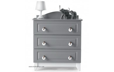 Grey Şifonyer