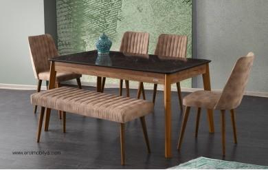Doğa Masa Sandalye Takımı
