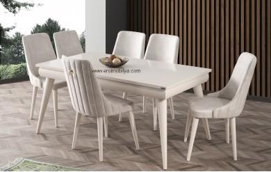 Puka Masa Sandalye Takımı