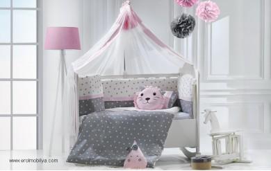 Nana Pembe Uyku Seti Takımı